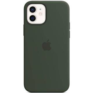 Kryt na mobil Apple Silicone Case s MagSafe pre iPhone 12 a 12 Pro