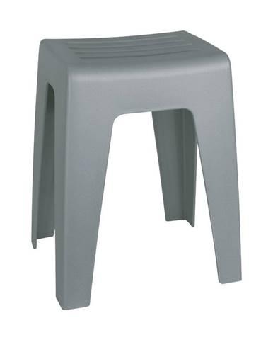 Sivá stolička Wenko Kumba