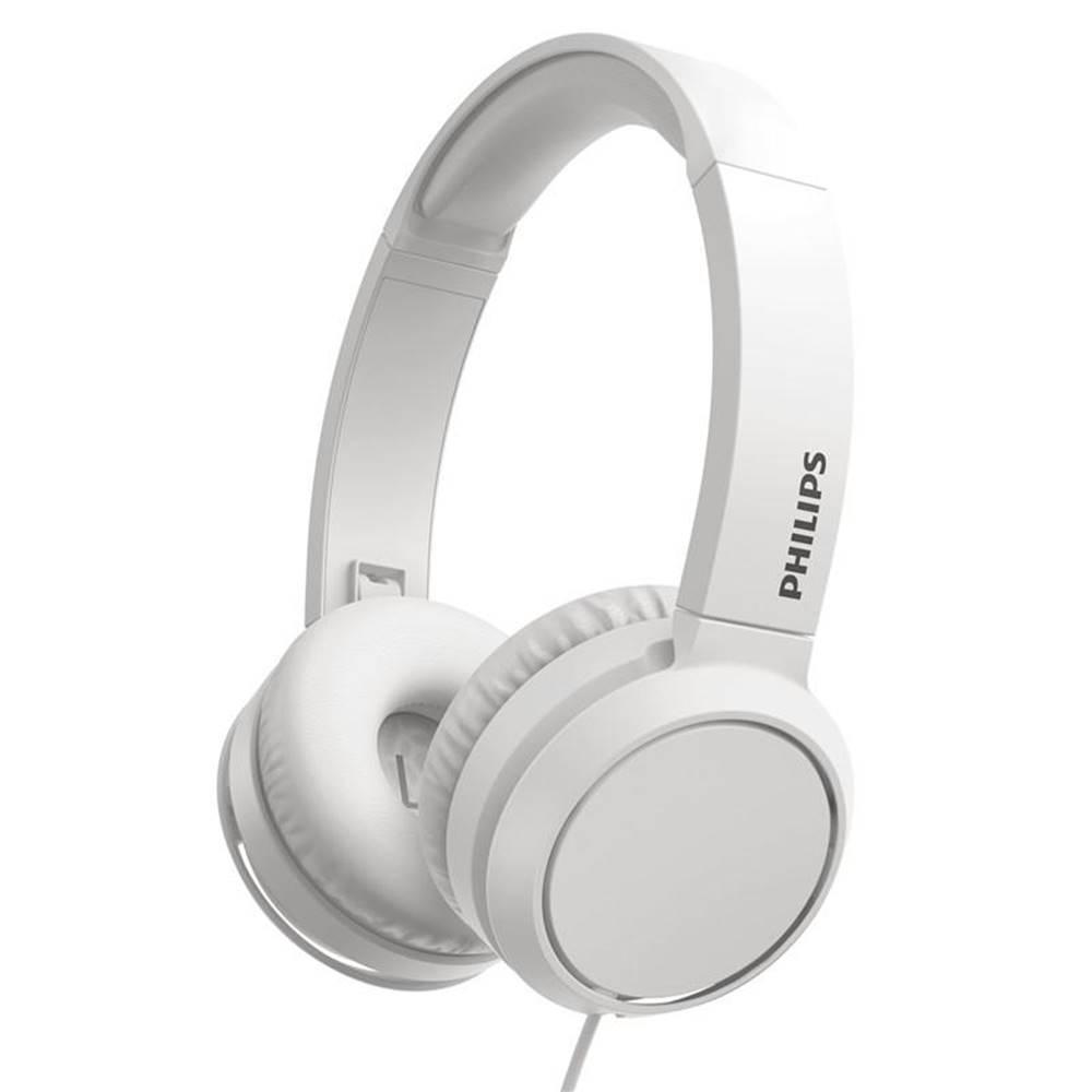 Philips Slúchadlá Philips TAH4105 biela