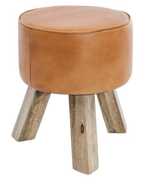 Hnedá stolička Möbelix